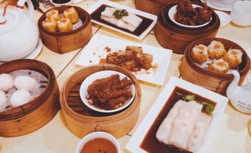 中国料理の飲茶(ヤムチャ)