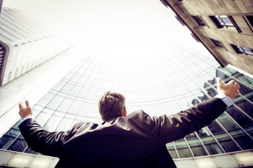 successful businessperson: photo by Razvan Chisu on Unsplash