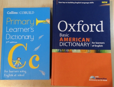 Collins COBUILD Primary Learner's Dictionary, Oxford Basic American Dictionary